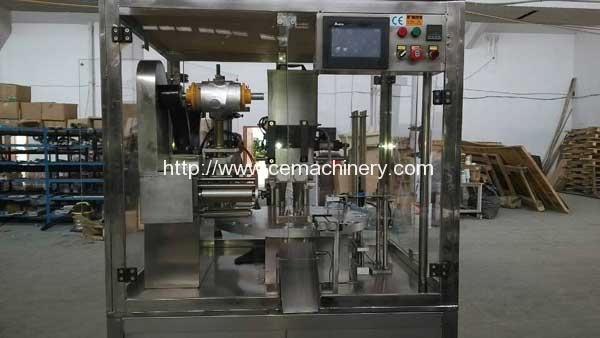 Coffee-Capsules-Filling-Sealing-Machine