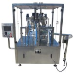 Coffee Capsule Rotary Filling and Sealing Machine