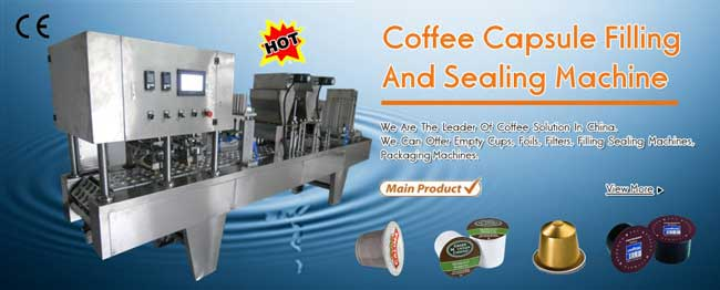 Linear-Type-Coffee-Capsule-Filling-Sealing-Machine