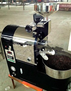 Fully Automatic Coffee Beans Roaster