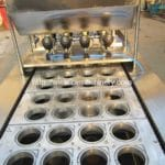 3600 Cups Per Hour Coffee Capsule Filling Sealing Machine