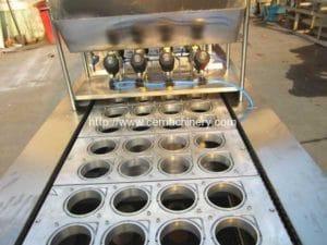 3600 Cups Per Hour Coffee Capsule Filling Sealing Machine