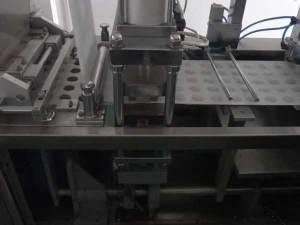 Horizontal Type Coffee Pod Filling Sealing Machine