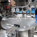 Rotary Type K-Cup Coffee Capsule Filling Sealing Machine