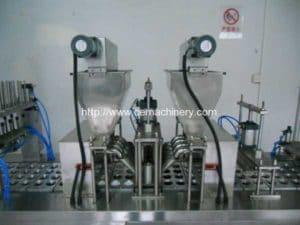 Linear-type-K-Cup-Coffee-Capsule-filling-sealing-machine-2