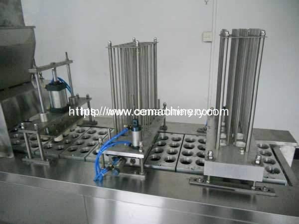 Linear-type-K-Cup-Coffee-Capsule-filling-sealing-machine-3