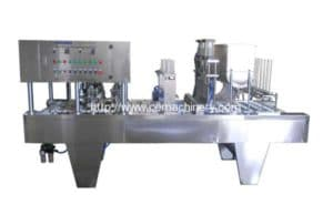 Plastic-Coffee-Cup-Filling-Sealing-Machine
