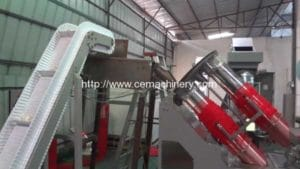 Garlic Net Clipping Machine with Number Counting Machine