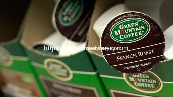 Keurig Green Mountain signs deal to make Kraft coffee pods