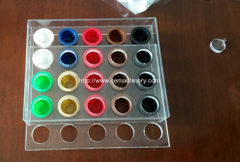 Acrylic-Made-Manual-Nespresso-Capsules-Filling-Tool