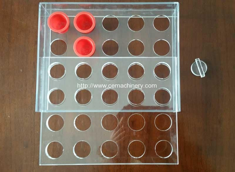 Acrylic-Nespresso-Capsules-Filling-Tool