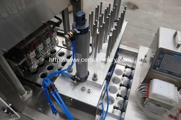 Automatic-Kcups-Filling-Sealing-Machine-Aluminium-Lid-Falling-Parts