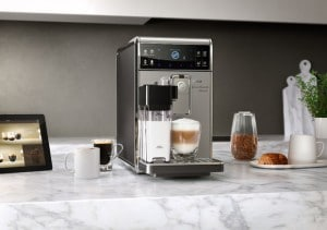 Check Out the Coffee Machine