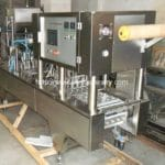 Four Cup Coffee Cup Filling Sealing Machine