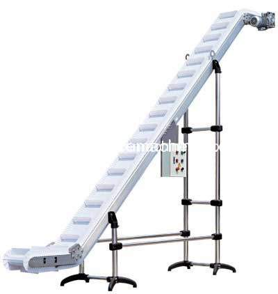 Inclined-Conveyor-for-Fragile-Bulk-Product