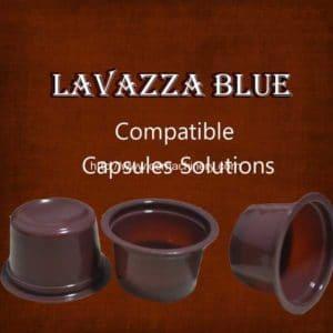Lavazza Blue Coffee Capsules