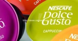 Nescafé Dolce Gusto capsule factory