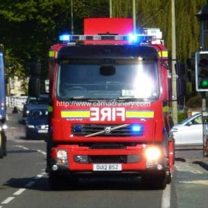 Overheating coffee machine causes cafe fire