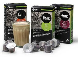 Oxfam launches coffee pod range