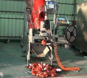Semi-Automatic Net Bag Clipping Machine