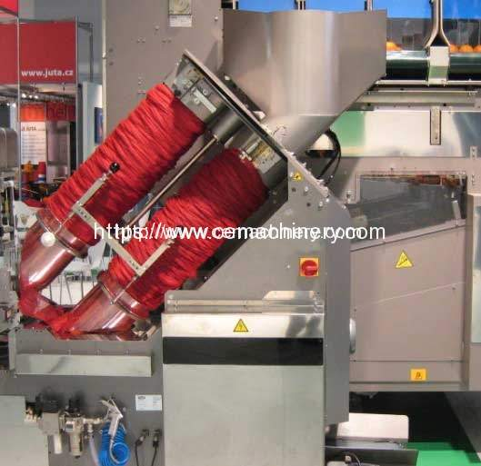 Auto Clipping Machine for Net Bag