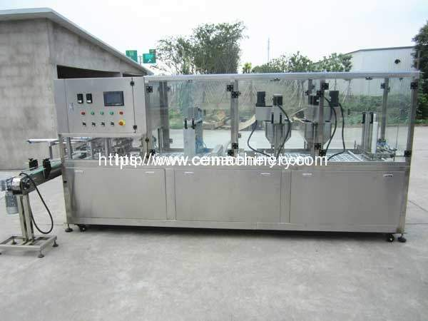 automatic-coffee-capsule-filling-sealing-machine-with-glass-cover