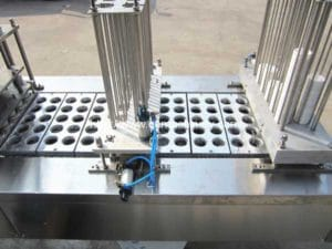 automatic-linear-type-coffee-capsule-filling-sealing-machine