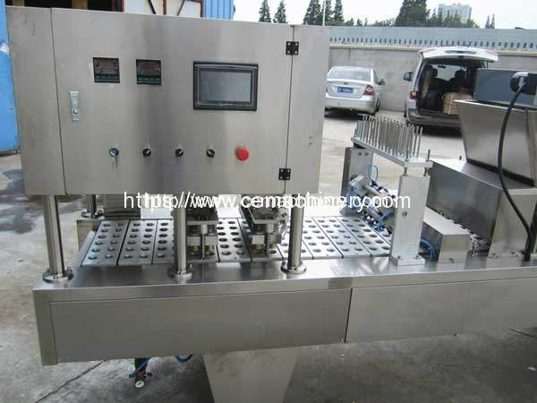 automatic-linear-type-coffee-capsule-filling-sealing-machine-7