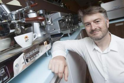 150-year-old coffee company's still full of beans
