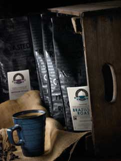 Bidvest introduces new coffee brand package