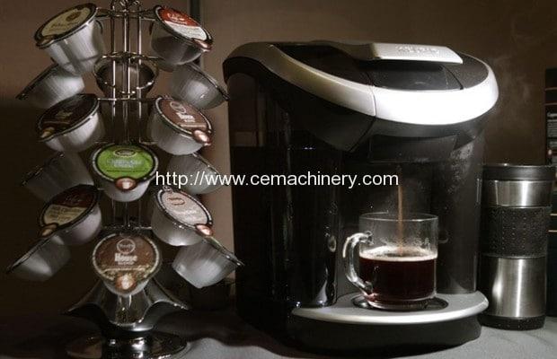 Club Coffee sues pod coffee company Keurig