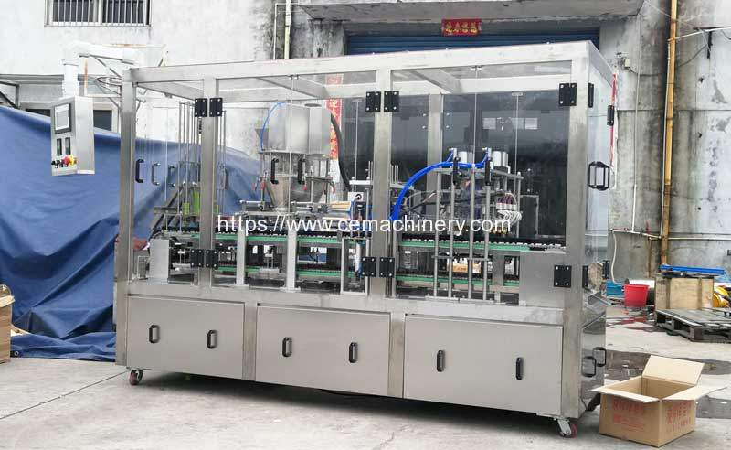 Linear-Type-Coffee-Capsule-Filling-Sealing-Machine-for-KCup-Nespresso-Lavazza
