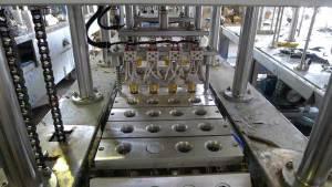 Nespresso Compatible Coffee Capsules Filling Sealing Machine