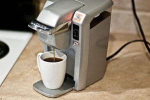 Personal coffee makers have potential hazards
