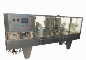 16Cups K-Cup Coffee Capsule Filling Sealing Machine