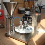 Semi Automatic Coffee Capsule Filling Sealing Machine for Nespresso, K-Cup, Lavazza