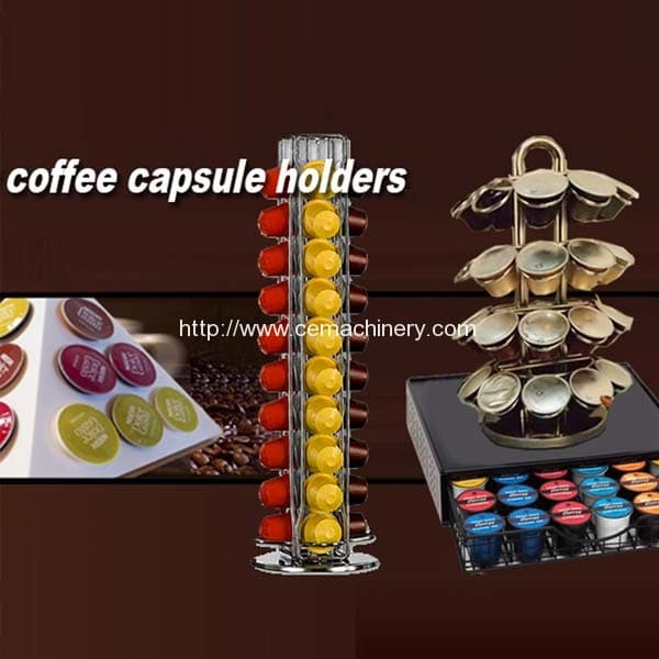 coffee capsule holders