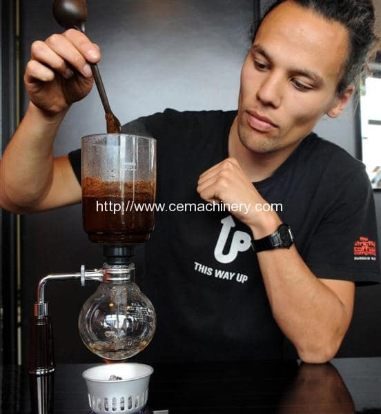 Coffee time: every method has its flavour