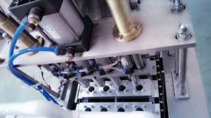 filling-and-tamp-servo-moto-of-linear-type-coffee-capsule-filling-sealing-machine