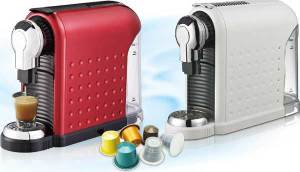Nespresso Coffee Capsule Machine for Italy Market