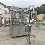 Roll Film Rotary Nespresso Capsules Filling Sealing Machine