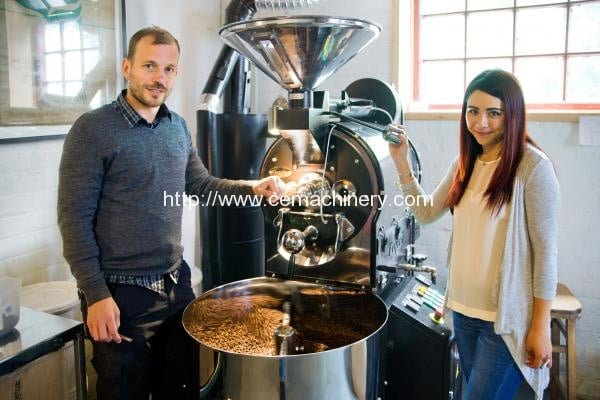 From chemical engineering to searching the jungle for cat poo coffee - the birth of a coffee business