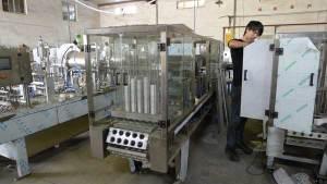 Four Lane K-Cup Coffee Capsule Filling Sealing Machine