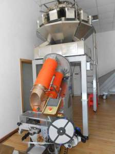 Automatic Net Bag Packing Machine