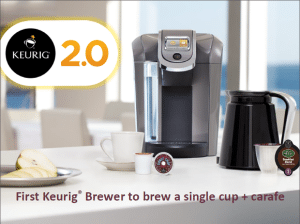 Hackers Find a Simple Way Around Keurig 2.0 Technology