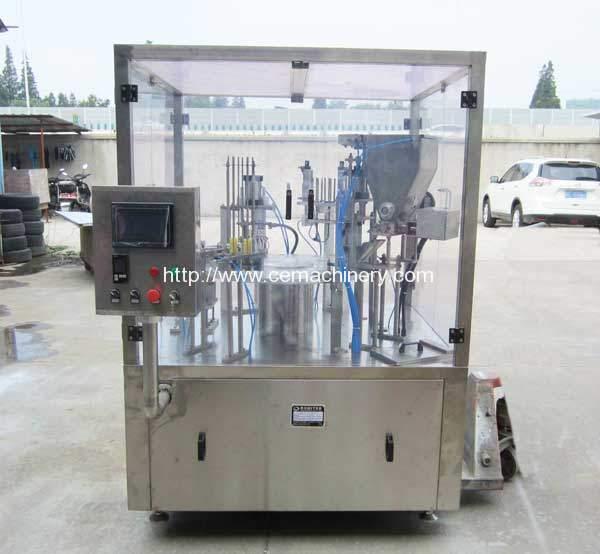 Nespresso Coffee Capsule Filling Sealing Machine