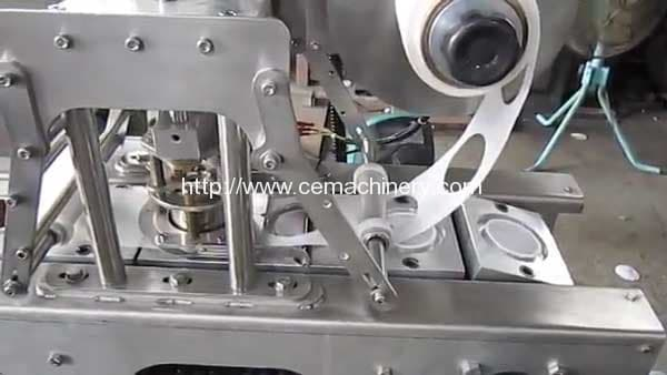 Sealing-Device-of-Coffee-Pods-Filling-Sealing-Machine