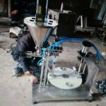 Nespresso Compatible Capsules Filling Sealing Machine