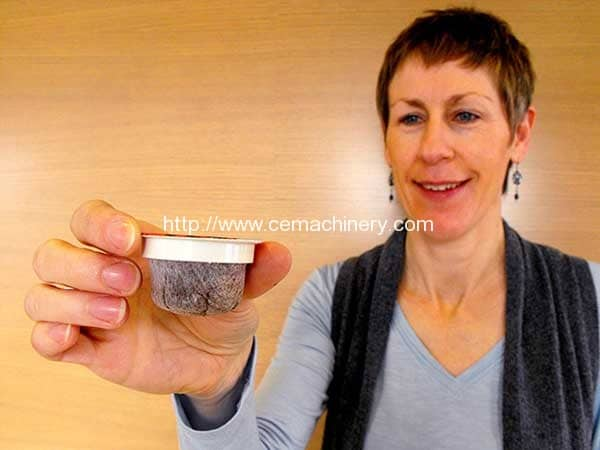 Burnaby company's green solution to coffee pods