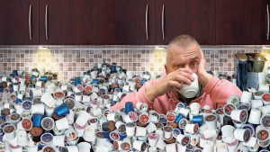 Coffee pods The new ecovillain